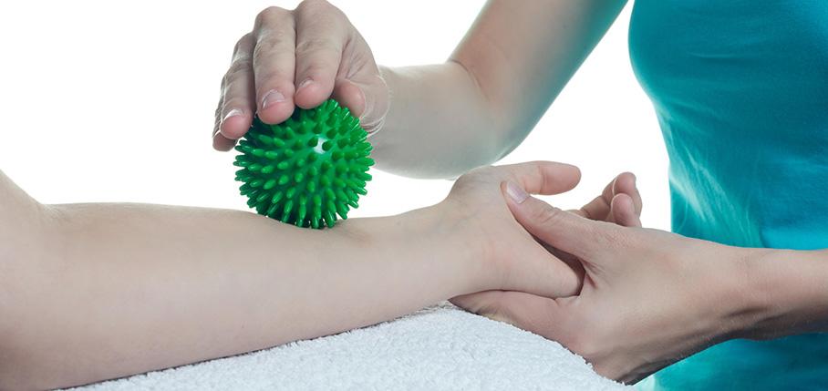 fisioterapia della mano
